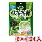 (本州一部送料無料) カンロ ノンシュガー抹茶茶館 (6×4)24入 (Y10)