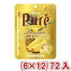 (本州一部送料無料) カンロ ピュレグミプレミアム 黄金パイン (6×12)72入 (Y12)(ケース販売)