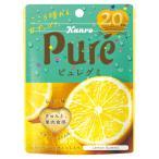 カンロ ピュレグミ レモン 56g×6入