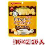 (本州一部送料無料) ブルボン お米のクリーミーチーズボール (10×2)20入