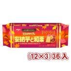 (本州一部送料無料) 日清シスコ ココナッツサブレ 安納芋と和栗 (12×3)36入 (Y10)