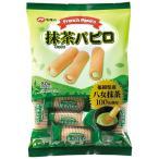 七尾製菓 80g フレンチ抹茶パピロ 20入