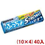 (本州一部送料無料) 味覚糖 ぷっちょスティック ストロングソーダ (10×4)40入 (Y60)