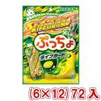 (本州一部送料無料) 味覚糖 ぷっちょ袋 ライフガード (6×12)72入