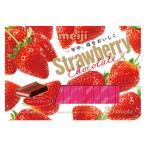 明治 ストロベリーチョコレートBOX 6入