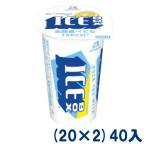 (本州一部冷凍送料無料) 森永製菓 アイスボックスグレープフルーツ (20×2)40入(冷凍)