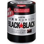 ロッテ ブラックブラック粒ワンプッシュボトル6入