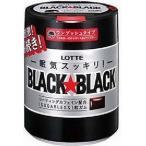 (本州一部送料無料) ロッテ ブラックブラック粒ワンプッシュボトル(6×2)12入