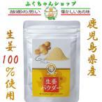 生姜パウダー 30g入り×1袋 乾燥 鹿児島県産100%使用