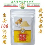 生姜パウダー30g×10袋 国産 鹿児島県産 送料無料
