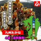 (太陽漬物)九州たかな220g×4袋【送料無料】 たかな・タカナ・美味しい高菜・国産のたかな漬け・高菜の漬物
