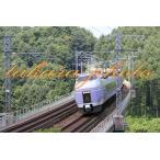 ショッピング 鉄道写真E351系特急スーパーあずさL版サイズ商品コード2−0013ーL
