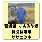 新米 宮城県産 JAみやぎ 特別栽培米 ササニシキ  平成29年産 白米 5kg 送料無料(本州のみ)