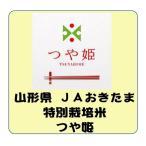 新米 山形県産 JAおきたま 特別栽培米 つや姫 平成29年産 白米 10kg 送料無料(本州のみ)