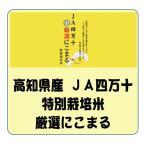 新米 高知県産 JA四万十 特別栽培米 四万十厳選 にこまる 平成29年産 白米 10kg 送料無料(本州のみ)
