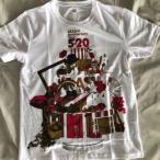 嵐 ARASHI・・【Tシャツ】・・5×20 アニバーサリーツアー2018-2019(20周年記念ドームツアー)・ 最新コンサート会場販売グッズ