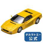 トミカリミテッドヴィンテージネオ フェラーリ 512TR 黄