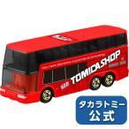 【ポイント15倍&クーポン】トミカショップオリジナル 三菱ふそう エアロキング 2階建てバス