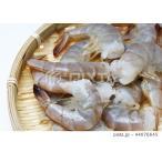 バナメイエビ 蝦無頭1.8kg生 殻つき海老26-30サイズ 冷凍えび【冷凍クール便・常温品と混載不可】無頭エビ(ko)