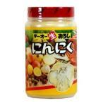 テーオー 生おろしにんにく1kg/1本【クール 冷蔵便】日本産ガーリックペースト