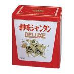 創味食品 創味シャンタンdx デラックス DX12kg 【高級中華スープの素】業務用食材日本製国産/缶詰