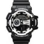 【CASIO】【G-SHOCK】カシオ『Gショック ハイパーカラーズ』GA-400-1AJF メンズ クォーツ 1週間保証【中古】