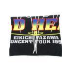 【E.YAZAWA】【concert tour1996】矢沢永吉『Eikichi Yazawa concert tourタオル』ユニセックス 1週間保証【中古】