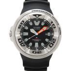 【CITIZEN】シチズン『プロフェッショナル ダイバー』BJ8050-08E メンズ ソーラークォーツ 1週間保証【中古】