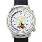【SEIKO】【1997本限定】【コンパス付】セイコー『アルバ ディズニーコラボ ミッキーマウス』V732-0J30 メンズ クォーツ 1週間保証【中古】