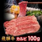 バーベキュー焼肉セット  国産高級霜降り黒毛和牛肉 A5、A4ランク限定飛騨牛焼肉カルビ  100g   岐阜県・ふるさと商品のし対応