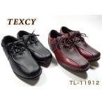 テクシー TL-11912 ブラック 黒 ボルドー ベージュ 4E 婦人 幅広 カジュアルシューズ