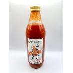 トマト無塩「ほんとうのトマトジュース」1L3本セット