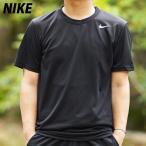 ナイキ Tシャツ メンズ 上 NIKE ドライ 吸汗速乾 半袖 DRI-FIT レジェンド 718834 BLK 送料無料
