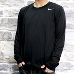 ナイキ Tシャツ メンズ 上 NIKE 吸汗速乾 ドライ ロンT 長袖 DRI-FIT レジェンド 718838 定番
