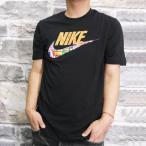 ナイキ Tシャツ メンズ 上 NIKE ビッグロゴ 国旗 半袖 CT6551 BLK 送料無料 アウトレット SALE セール
