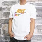 ナイキ Tシャツ メンズ 上 NIKE ビッグロゴ 国旗 半袖 CT6551 WHT 送料無料 アウトレット SALE セール