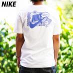ナイキ Tシャツ メンズ 上 NIKE グラフィック 綿T バックプリント 半袖 CT6869 WHT 送料無料 アウトレット SALE セール