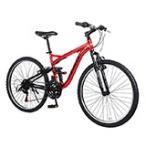 CHEVROLET AL-ATB2618GLOW  シボレー 自転車レッド(組立・整備発送)赤マウン...