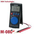 BBK AC検電機能付デジタルテスタ M-08L