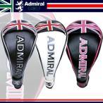 【即納】 アドミラルゴルフ ドライバー用 ヘッドカバー ADMG6SH1 Admiral Golf アドミラル ゴルフ