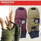 即納 国内正規モデル ブリヂストンゴルフ WGG52 ハンドウォーマー 片手用グローブ 防寒 手甲グローブ