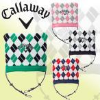 2017年春夏モデル キャロウェイ ニット アイアン用 ヘッドカバー 17 JM Callaway Knit Iron Cover 17 JM