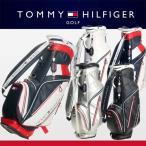定番継続モデル あすつく対応 トミーヒルフィガー ゴルフ ハニカム スタンド キャディバッグ カートバッグ THMG7SC4 TOMMY HILFIGER GOLF