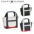 バッグ トミーヒルフィガーゴルフ メンズ レディース ミニ トートバッグ ラウンドバッグ 鞄 バック 定番 人気 レア ネイビー ホワイト ブラック THMG7SB2