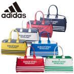 アディダス ボストンバッグ レディース  ゴルフ用バッグ 大容量 3ストライプ シューズポケット付き adidas AWU57
