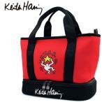 キースヘリング ゴルフ メンズ レディース ラウンドバッグ KHRB-03 Keith Haring Golf
