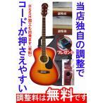 アコギ 初心者 レジェンド アリア FG-15 (FG15) 全10色 アコースティックギター  当店で弾きやすく調整 今ならクリップカポプレゼント