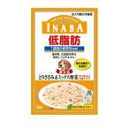 いなばペットフード INABA 低脂肪 とりささみ&ミックス野菜 RD-05 犬用フードウェット80g 成犬用総合栄養食