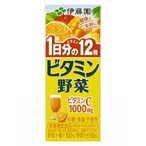 ■伊藤園 ビタミン野菜 200ml