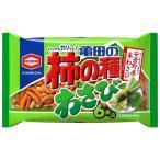 ■亀田 わさび柿の種 6袋入り